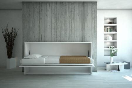 Letti A Scomparsa Di Design : Armadiolettou di giorno armadio di notte letto letti pieghevoli